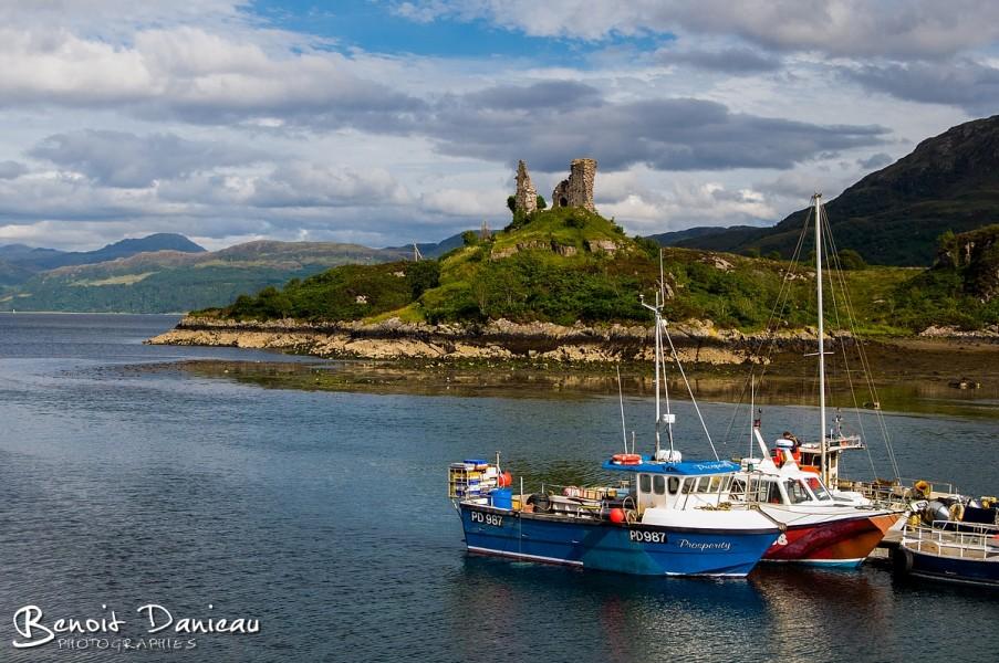 Castle Moil Isle of Skye