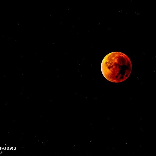 Éclipse de lune