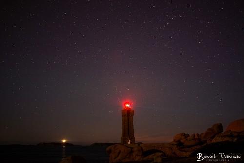 Photographies de Bretagne de nuit