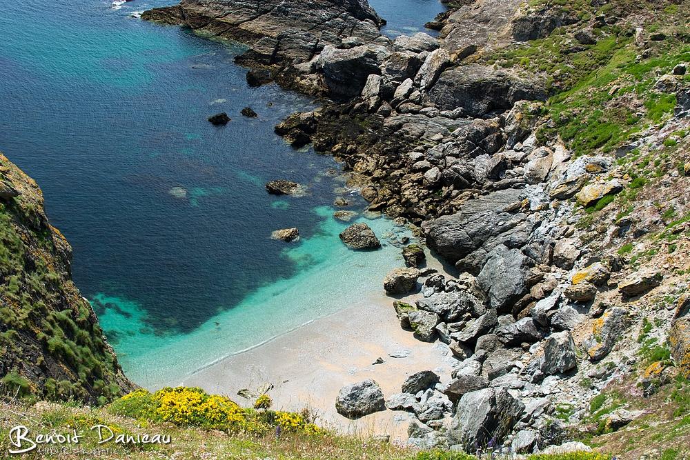 Crique belle ile en mer benoit danieau photographies - Office du tourisme belle ile en mer ...