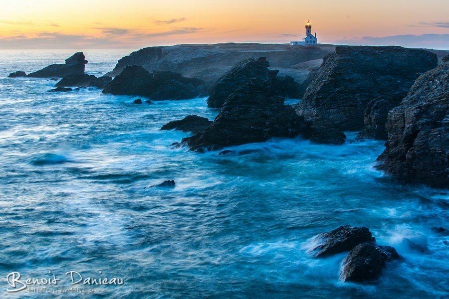 Pointe des Poulains Belle Ile en Mer