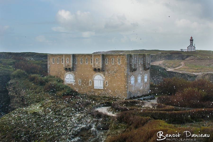 Fortin Belle Île