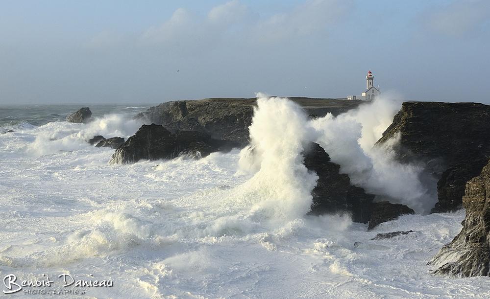 photos tempête en mer