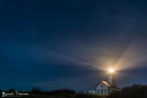 phare des poulains de nuit